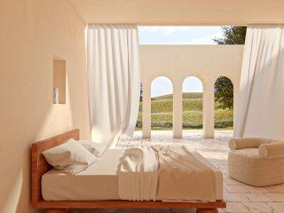 YOKO Bed by Sarah Ellison