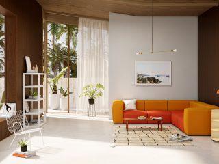 HD Buttercup - Interiors